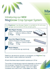 MagGrow - Crop Sprayer System Brochure