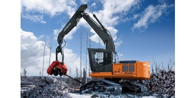 Hitachi - Model ZX210F-3 - Forester