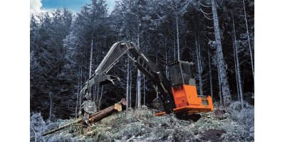 Hitachi - Model ZX370F-3 - Forester
