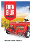 TORUN - Universal Combine Cereal Seeder with Gearbox Brochure