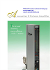 Model II - Edmunds Gages Accusetter Column Amplifier Brochure