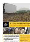 Resource Recovery - Manure treatment, type GENIAAL system