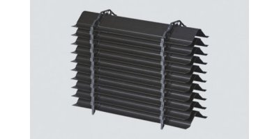 2H BLACKOUT - Model TAP160 - Blinds (Light Traps) For Livestock Breeding