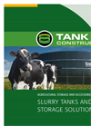 FARMATIC Agricultural Storage Tanks