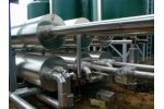 Double Helix Manure Heat Exchangers
