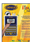 Genius - Model iTouch Series - Controllers Brochure