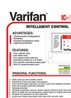 Varifan - Model IC Series - Controllers Brochure