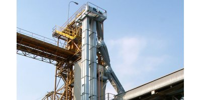 Model EC-series - Bucket Elevators for Cereals