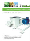 Model ACT TC300-TC400-TC500 - Meat Mincer Brochure