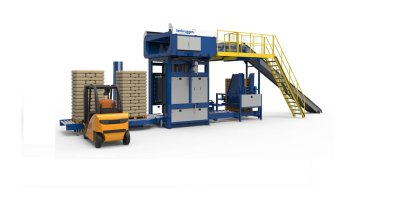 Verbruggen - Model VPM-7 - 14 Series - Palletizers