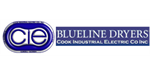 Blueline Dryers a Division of Cook Industrial Electric Company Inc