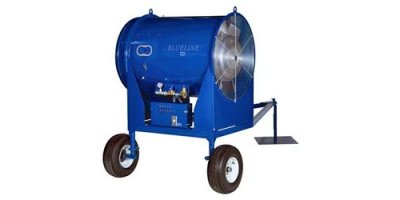 Blueline - Model 3830 & 3825 - 45` Semi Trailer Peanut Dryers