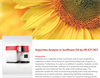 Impurities Analysis in Sunflower Oil by HR ICP-OES