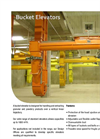 Bucket Elevators - Brochure