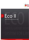 Model Eco II - Colony Housing System for Layers- Brochure