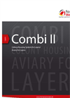 Combi - Model II - Aviary and Colony Housing System for Layers Brochure