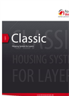 Classic - Housing System for Layers Brochure