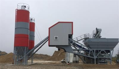 ARCMOV - Model MDE - Mobile Concrete Plant