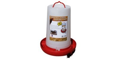 Model HPF-100 - Heated Poultry Fountain