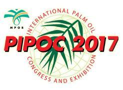 PIPOC 2017 - International Palm Oil Congress