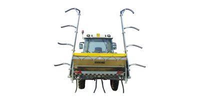 FISSORE - Inter-row Fertilizer Spreaders