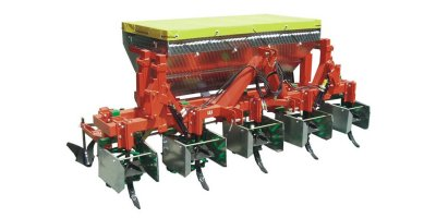 FISSORE - Model SAR.PG - 1000-litre Fertilizer Spreader Hoppers