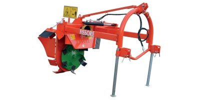 FISSORE - Model MP.570 - Central Rotary Ditcher
