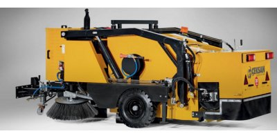 Çeksan - Model HMT 1600 - Tractor Towed Type Road Sweeping Machines