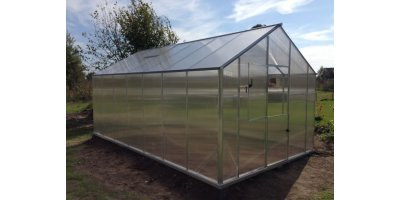 SANUS - Pitched Greenhouse Unit