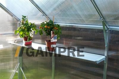 Gampre - Shelves for Greenhouse