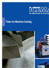 Flake Ice Machine Products Brochure