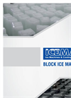 Block Ice Machine Products Brochure