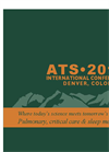 ATS International Conference Highlights Brochure