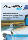 Agriflo - Model XCi - Water Meter and Farm Monitoring Device Brochure