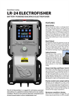 LR-24 Backpack Electrofisher - Brochure