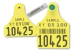 Flexo Plus Geno - Model F/D - Tissue Sampling Ear Tags