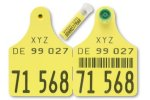 Flexo Plus Geno - Model D/D - Tissue Sampling Ear Tags