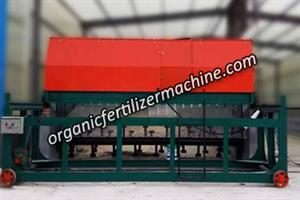 Whirlston - Model XSCSFD03 - Groove Type Compost Turner Machine
