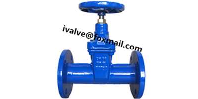 DIN F5 Manual Gate Valve For Water