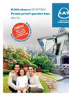Frost Proof Garden Valve Brochure