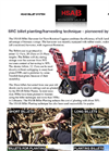 Model HSAB - Billet Harvester Brochure