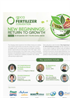 8th GPCA Fertilizer Convention 2017 - Brochure