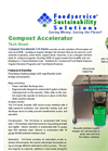 Model CA-Series - Compost Accelerator Brochure