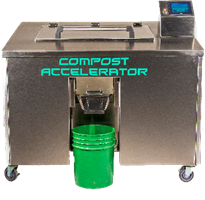 Model CA-Series - Compost Accelerator