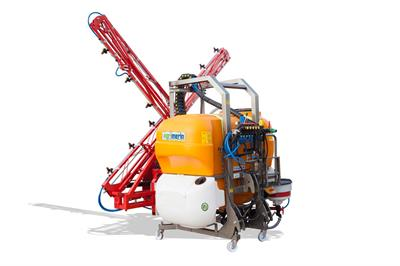 agrimerin - Model ANAMS 1000 - Automatic Mounted Sprayer