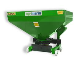 Agrimerin - Model AMSFS - Square Type Single Disc Fertilizer Spreader