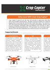 Crop Copter - UAV Technology Brochure