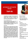 PBS - Model THP-IN - Automatic Hot Water Boiler - Brochure