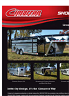 Showstar - Low Profile Livestock Trailers Video