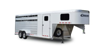 Lonestar - Heavy Duty Livestock Stock Trailer